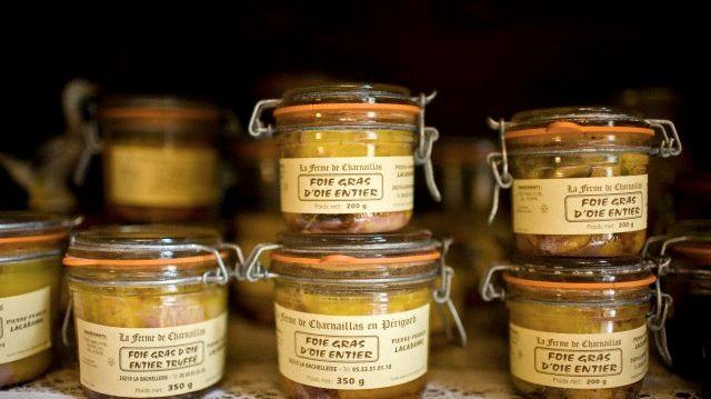 Les exportations de foie gras en hausse, 180 % au Canada par exemple. (illustration)
