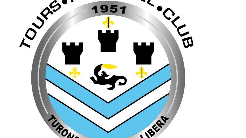 Le logo du Tours FC - Tours Football Club
