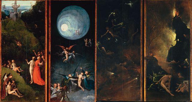 Renaissance Vision de l'Au-delà