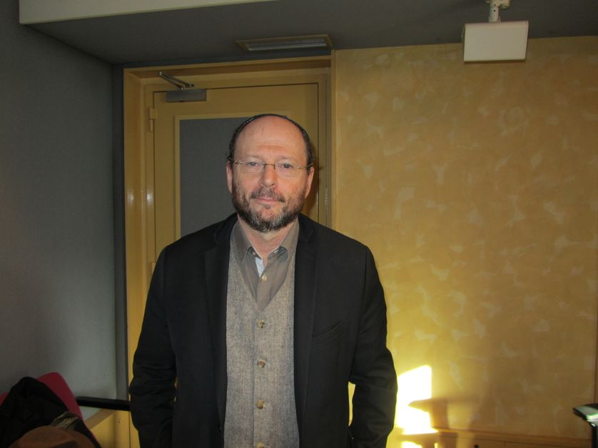 Rabbin Rivon Krygier
