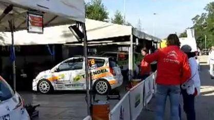 EN VIDEO, dans les coulisses d'une équipe alsacienne au rallye de France Alsace