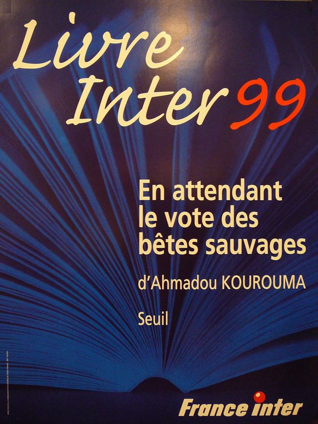 Prix du livre Inter 1999 - France Inter a 50 ans