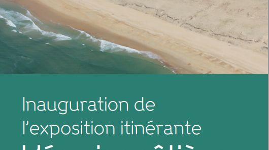"""Exposition : """"l'érosion côtière en Aquitaine"""""""
