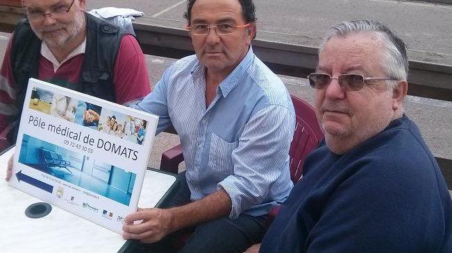 Domats ouvre son centre médical municipal