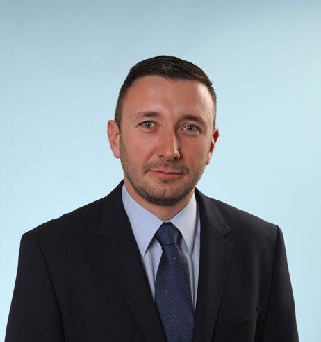 Jean-Jacques Noël, secrétaire départemental du Front National de la Manche.