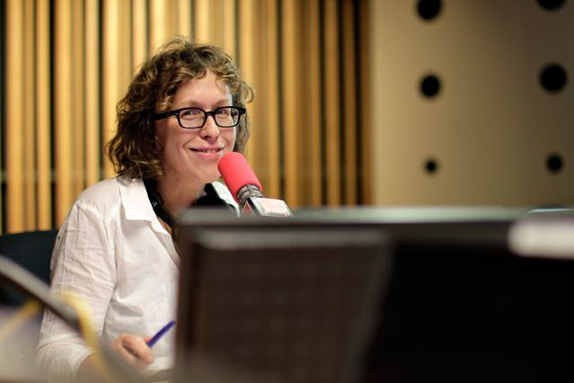 Pascale Clark en 2011
