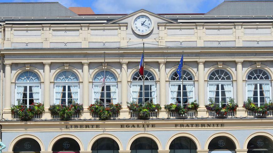 L'hôtel de Ville de Saint-Etienne