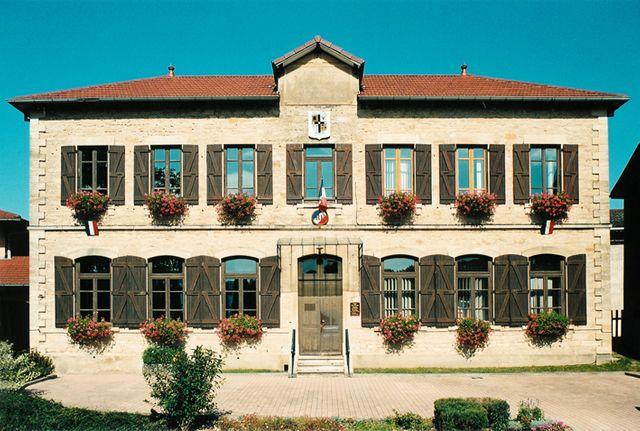 Bonnefamille (Isère) - Mairie