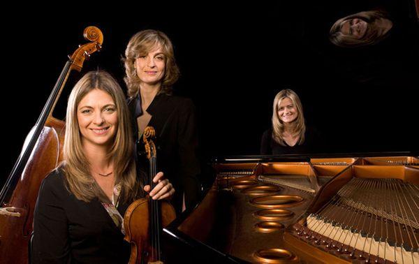 Trio George Sand en concert au Studio Charles Trénet 603x380