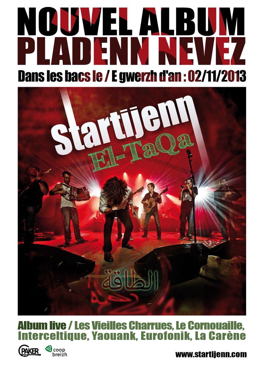 Album El Taqua - Startijenn