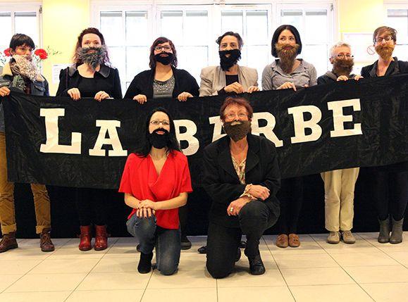 Intervention de La Barbe à la société des mathématiques