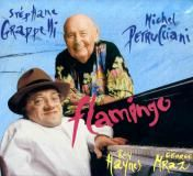 Visuel CD - Flamingo - Michel Petrucciani, Stéphane Grappelli