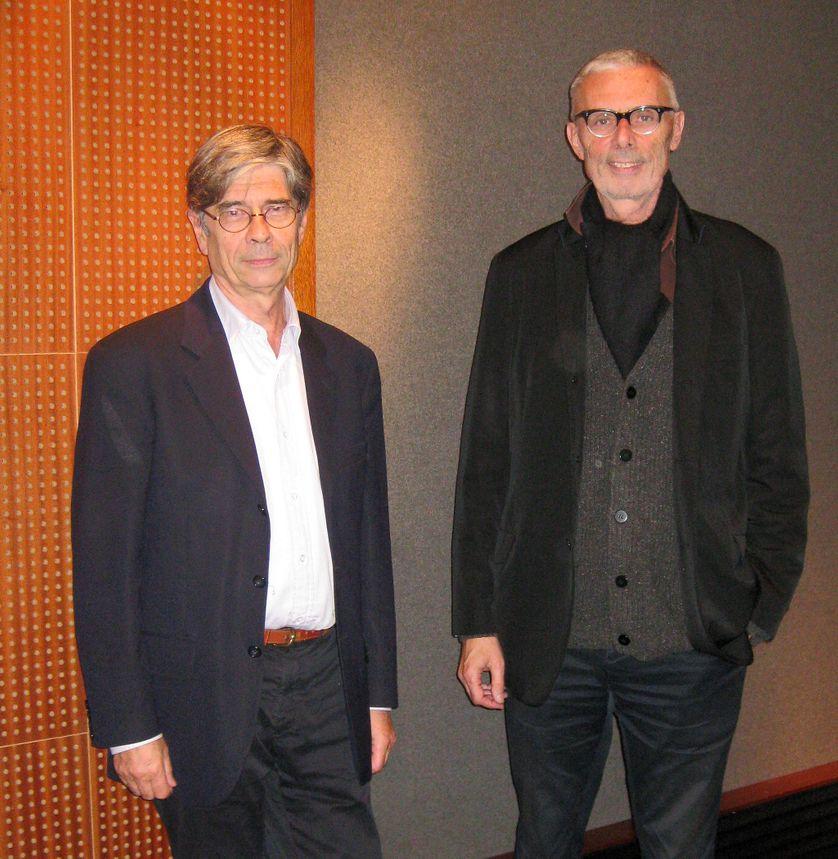 F. Hartog et D. Pestre