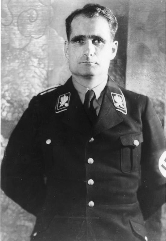 Rudolf Hess, 1935