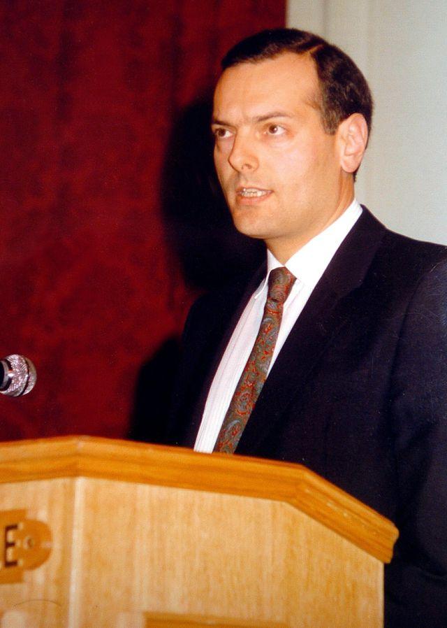 Le juge Bernard Bonnel en 2006