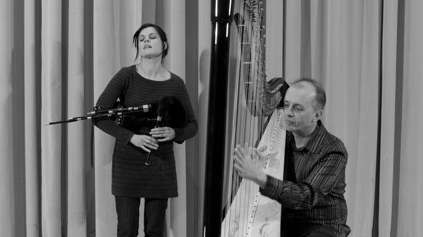 Jazz Bonus : Joanne McIver & Christophe Saunière