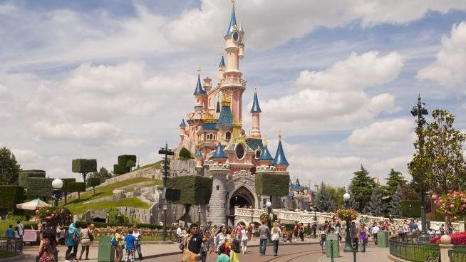 Le parc Disneyland Paris (photo d'illustration)