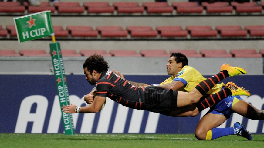 Rugby - H Cup : Toulouse corrige Zebre