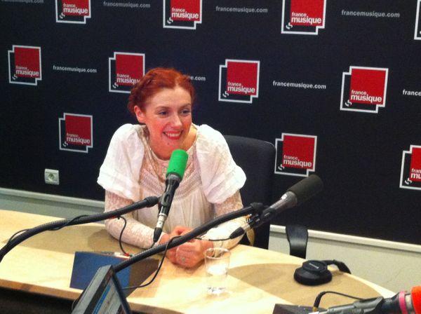 Photo - Patricia Petibon au 141