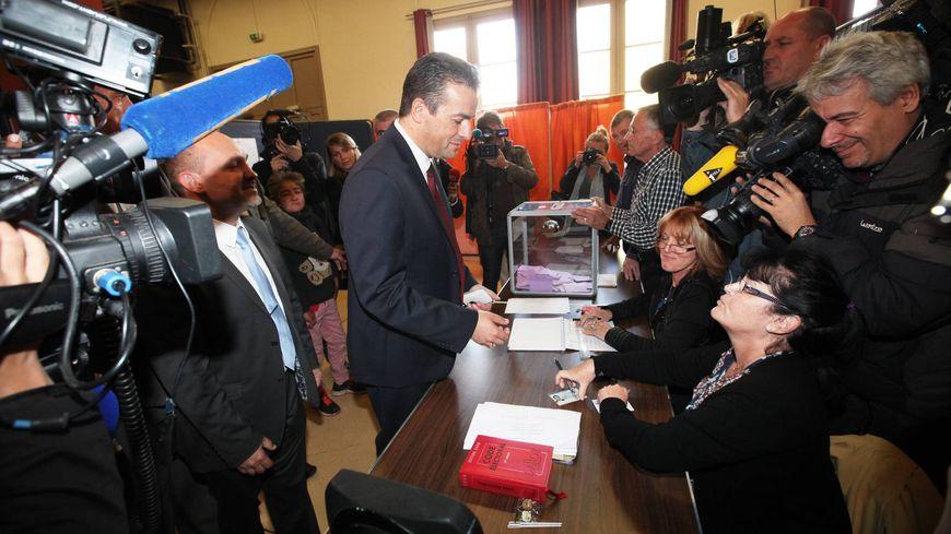 Le frontiste Laurent Lopez a été élu conseiller général à Brignoles