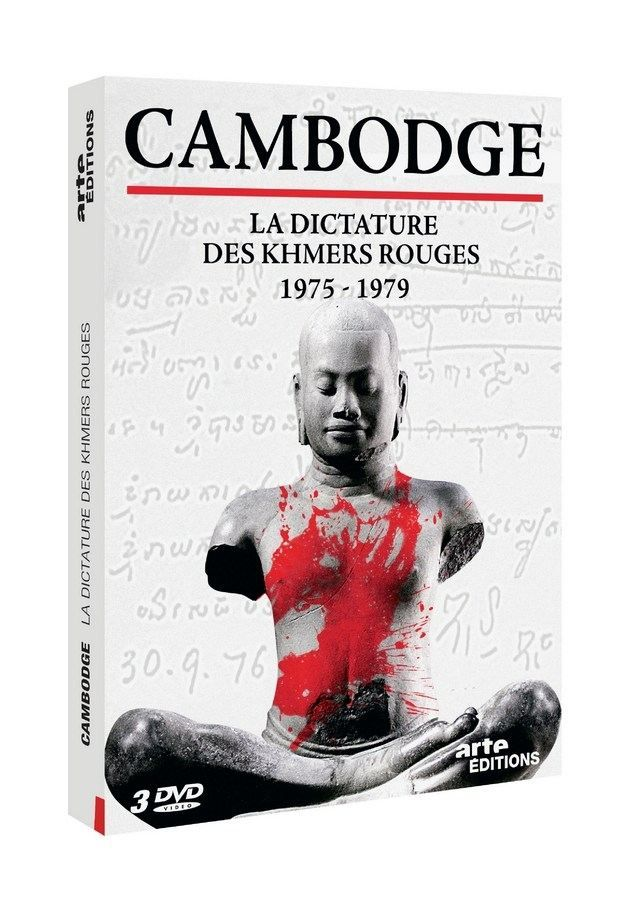 Rithy Panh-Cambodge-La dictature des Khmers rouges-Arte Editions