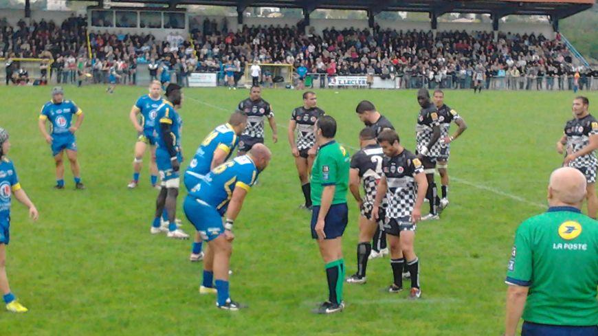 Rugby : Aubenas / Romans le 13/10/2013