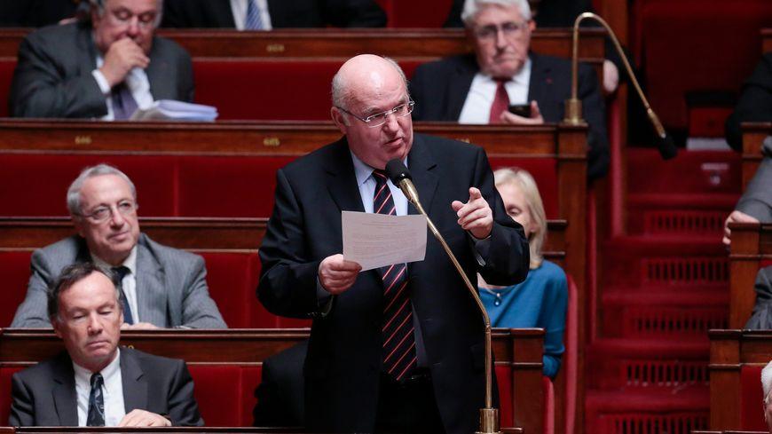 Alain Bocquet, député communiste du Nord
