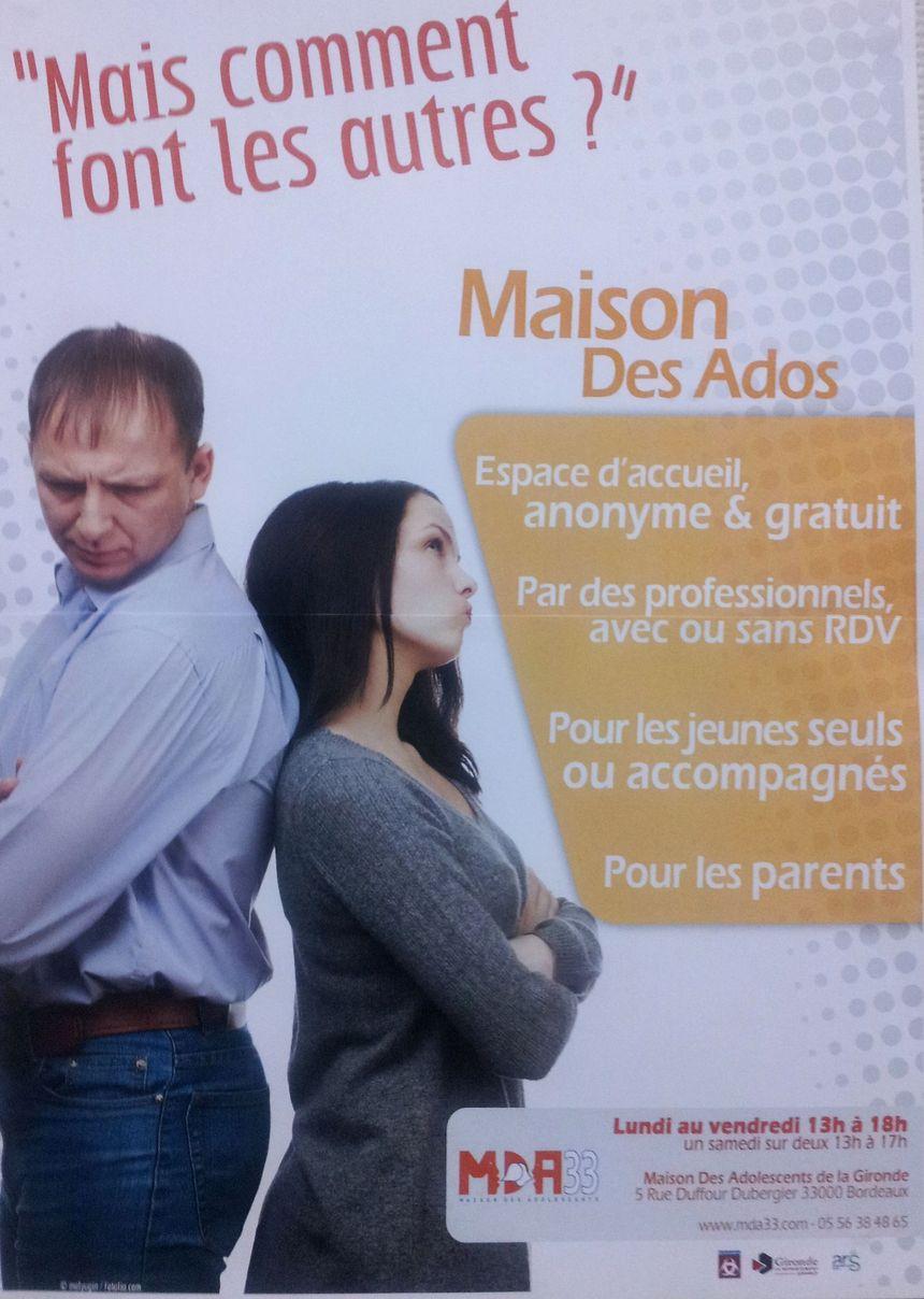 Les ados ont désormais leur maison à Bordeaux