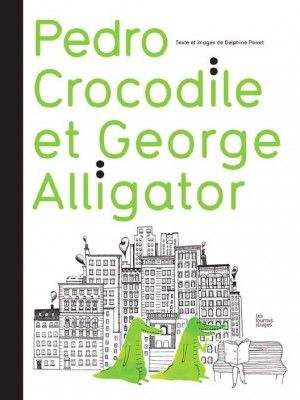 Pedro crocodile et George alligato