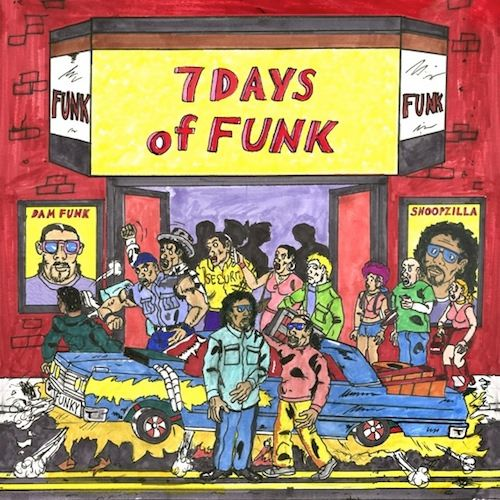 snoop dogg et dam funk