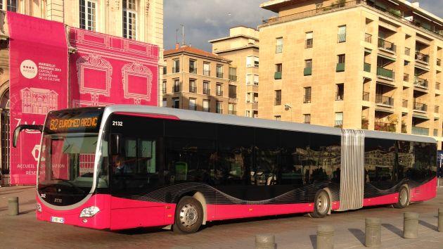 bus rtm Marseille