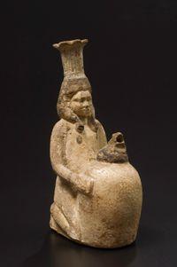 Alabastre (vase à parfums) 7e siècle avant J.-C.