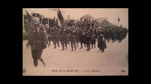 carte postale de la guerre 14-18