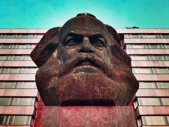 Karl Marx CC f2b1610 / Flickr