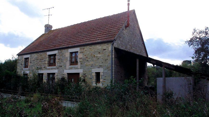 La maison de la famille Godard à Tilly-sur-Seulle (Calvados).