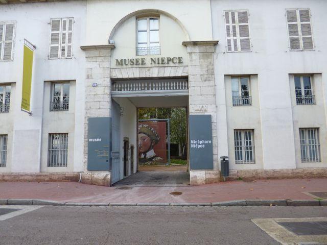 Le musée Nicéphore Niepce à Châlon-sur-Sâone