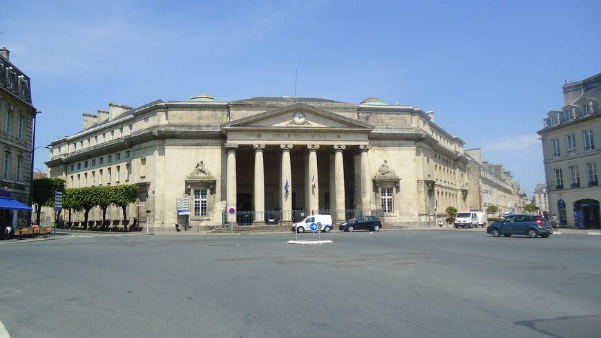 Le tribunal correctionnel de Caen