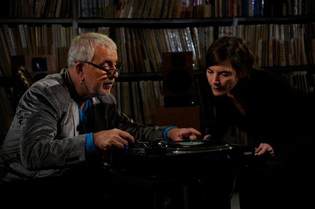 Bernard Lavilliers et Sylvie Chapelle