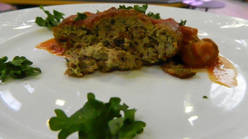 La recette du jour : gâteau de foies de volailles