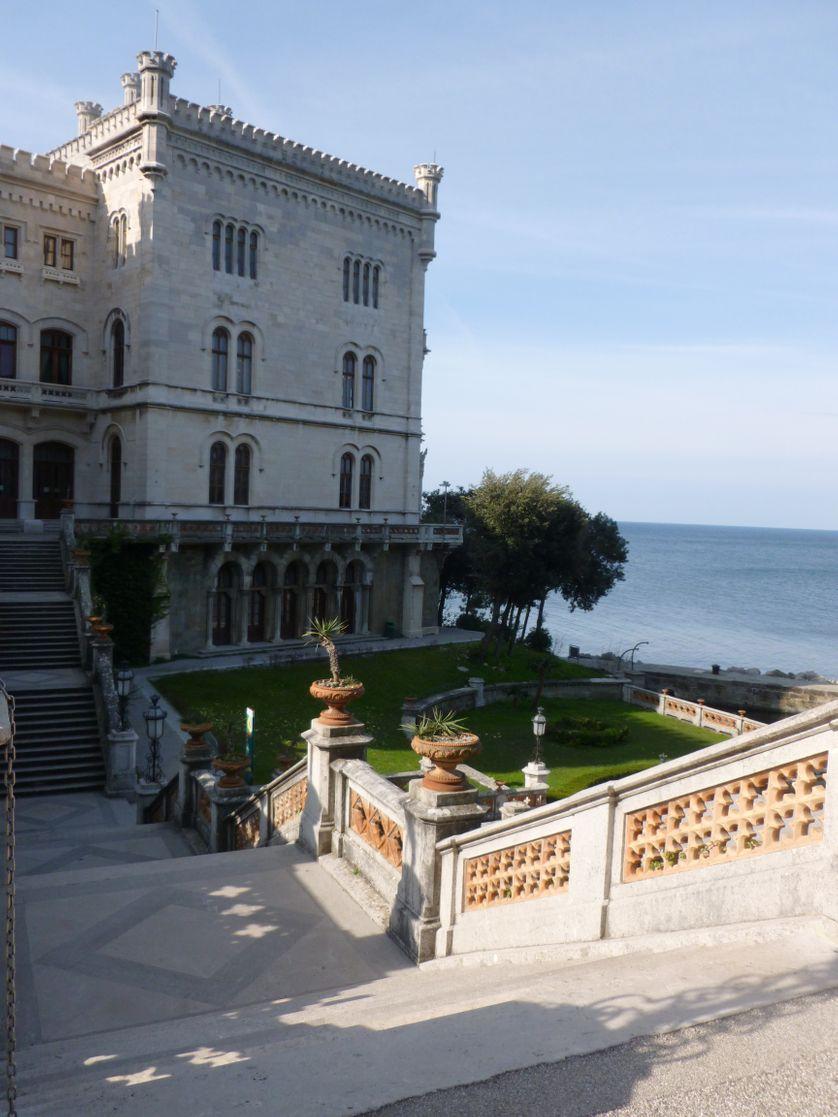 Villa Miramare, Trieste