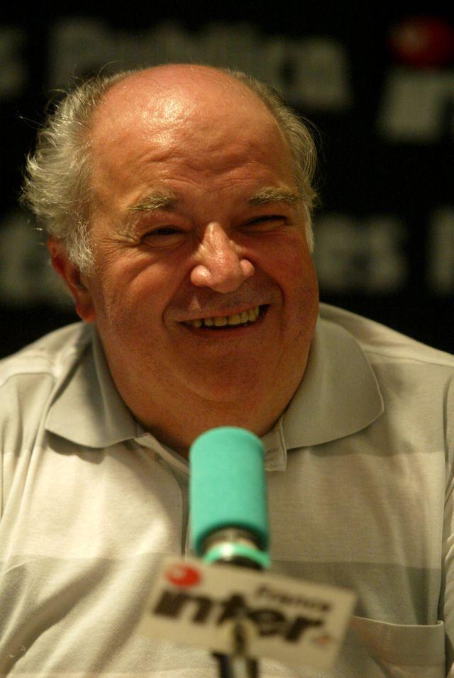 Claude Villers en 2004