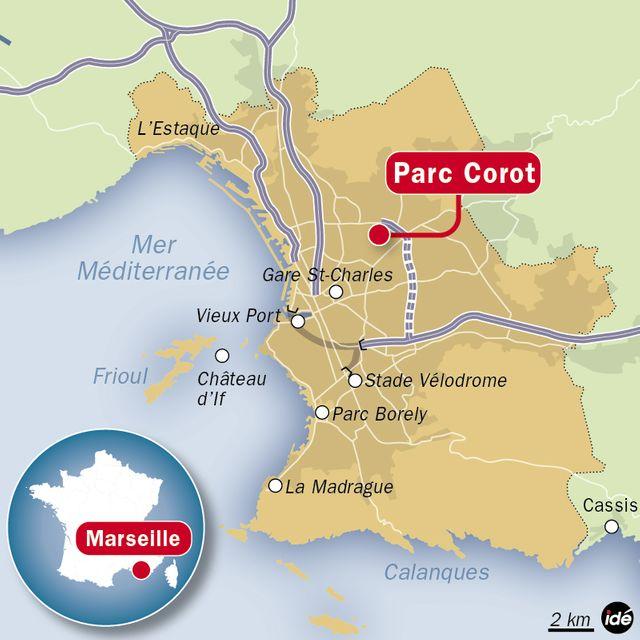 IDE Marseille Parc Corot