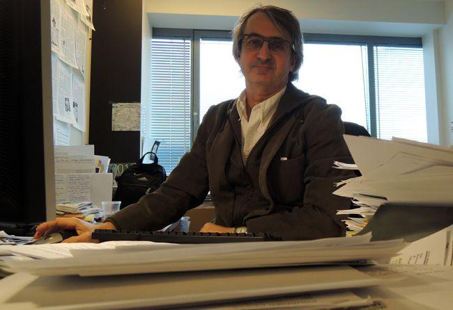 Le Monde - Pascal Galinier, médiateur du journal