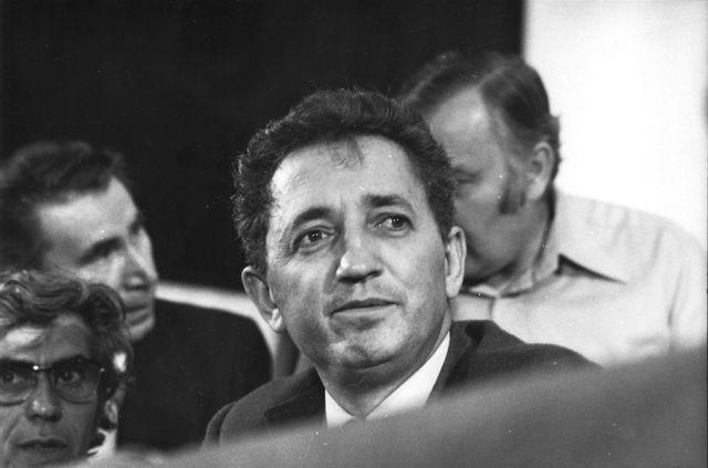 Edmond Maire en 1978