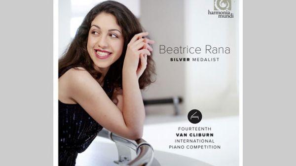 Beatrice Rana, pianiste, Silver Medalist