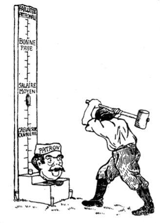 Thermomètre des salaires