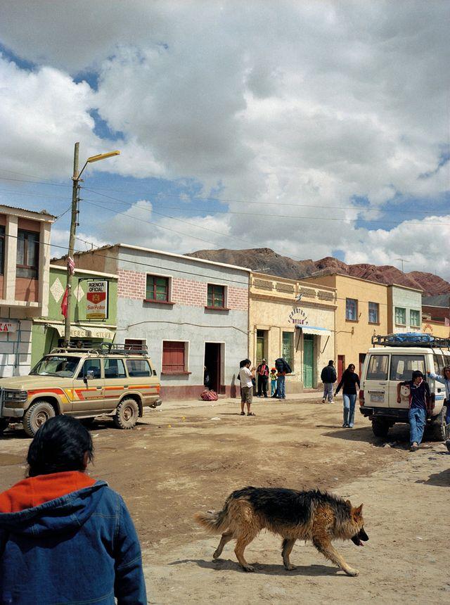 Bolivie, 2005