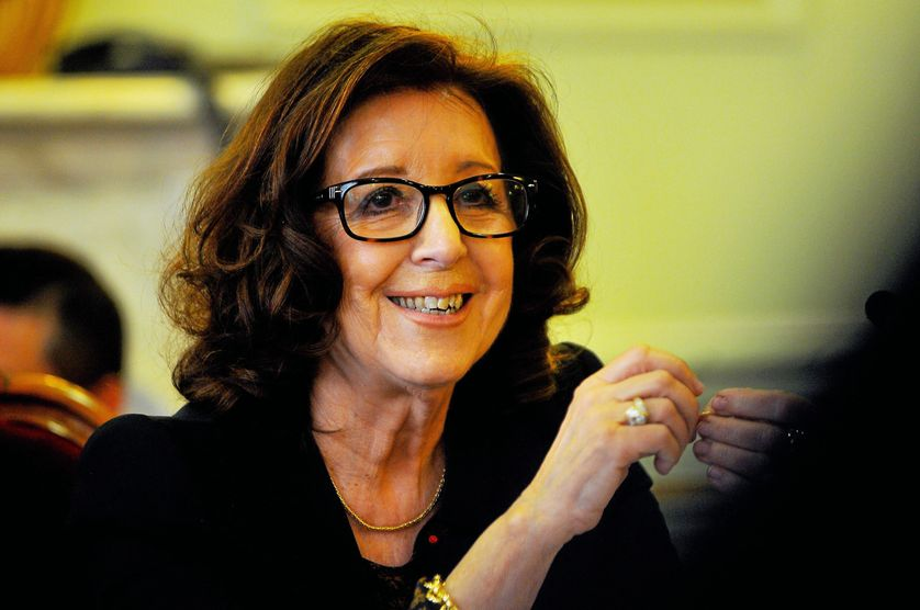 Marie-Josée Roig, maire UMP d'Avignon, le 11 mars 2013