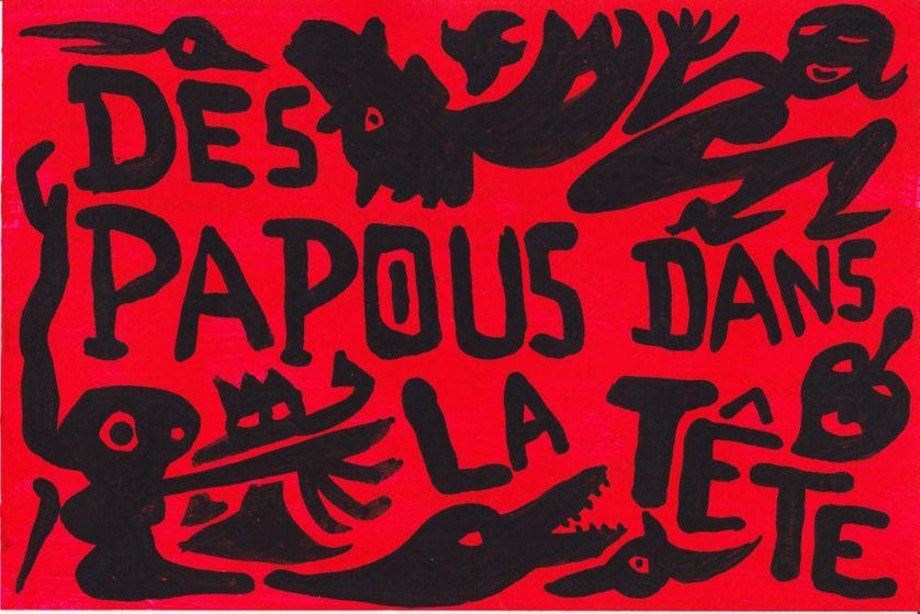Vignette des Papous dans la tête