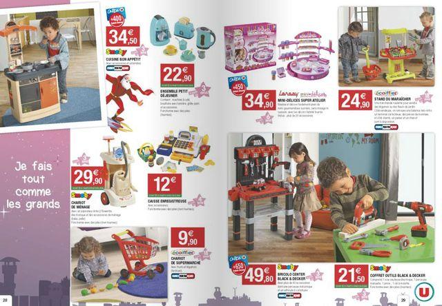 Catalogue de Noël Super U
